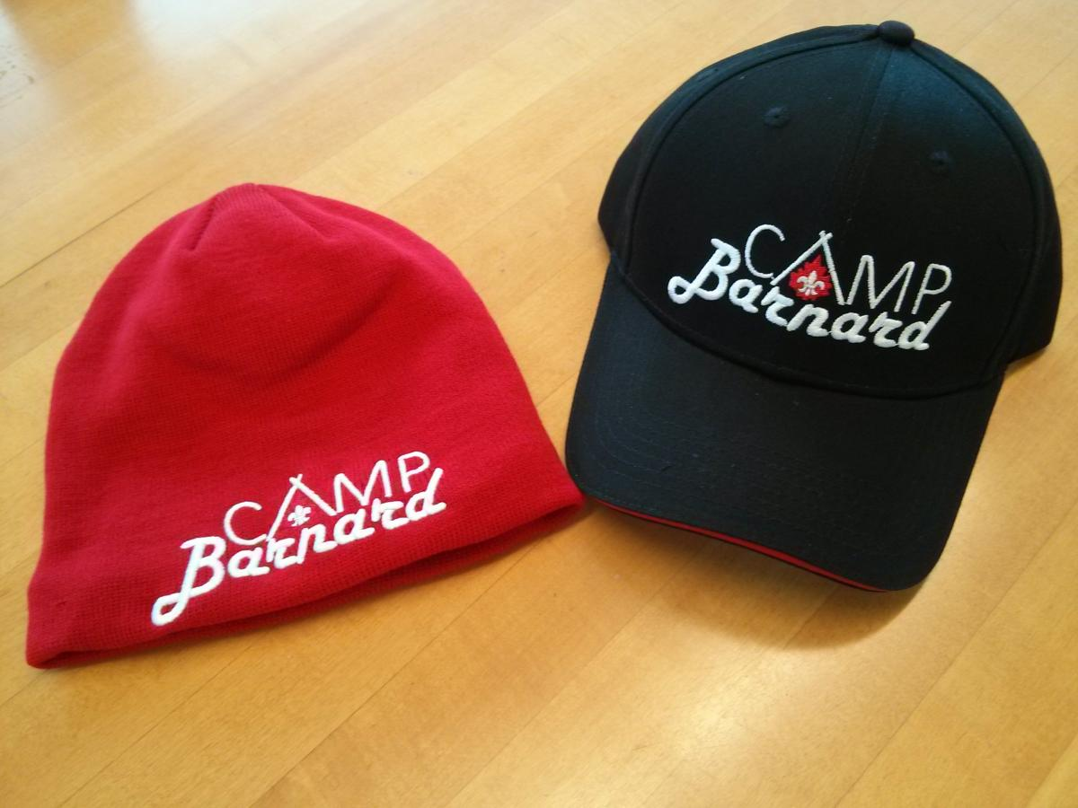 Camp Barnard Hats