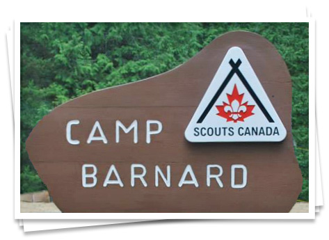 Camp Barnard Contacts