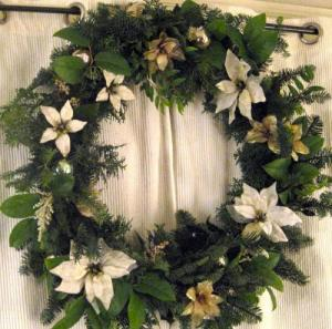Camp Barnard Wreath Workshop